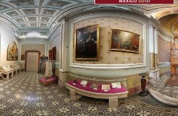 Make a Virtual Tour through the Regional Museum of Histor...