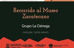 Recorrido por el Museo Zacatecano