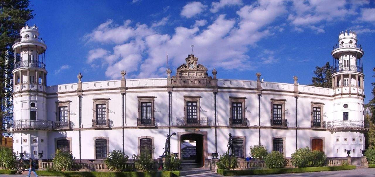 Los pinceles de Diego en Chapingo. Estado de México