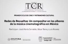 Redes de Revueltas: Un compositor en los albores de la m�...