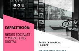 Capacitación Redes Sociales y Marketing Digital