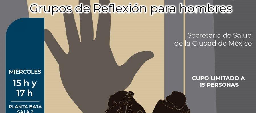 Prevención y atención de la violencia de género: Grupos de reflexión para hombres