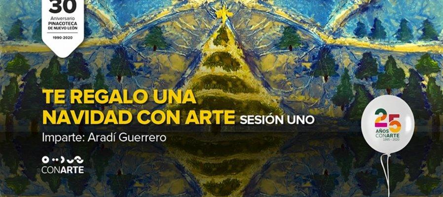 Te regalo una navidad con arte. Sesión 1