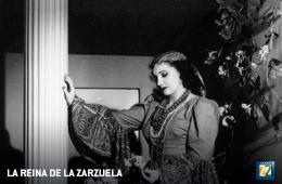 La reina de la zarzuela