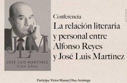 Conferencia: La relación literaria y personal entre Alfo...