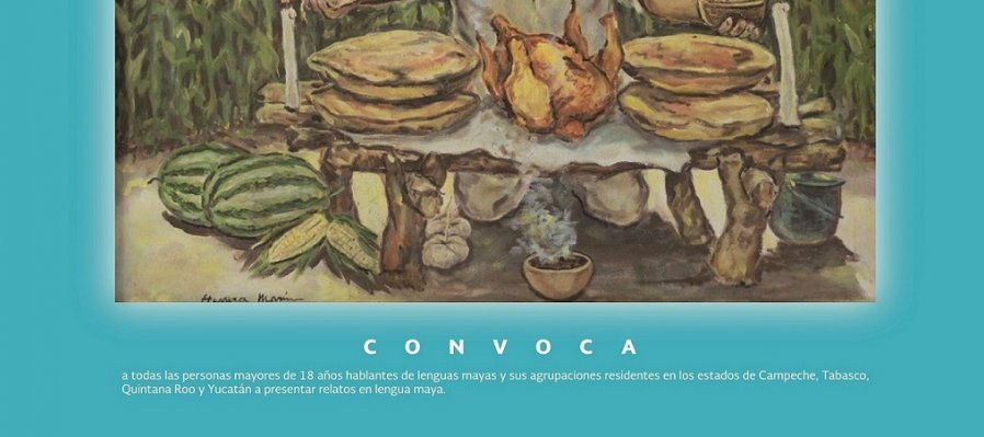 First Regional Collection of Oral Stories in Mayan Languages