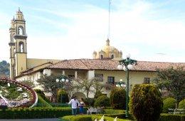 Zacatlán, la fiesta del manzano. Puebla