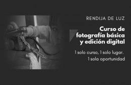 Curso de Fotografía y Edición digital