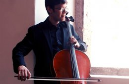 Recital de cello y piano con René Mayoral