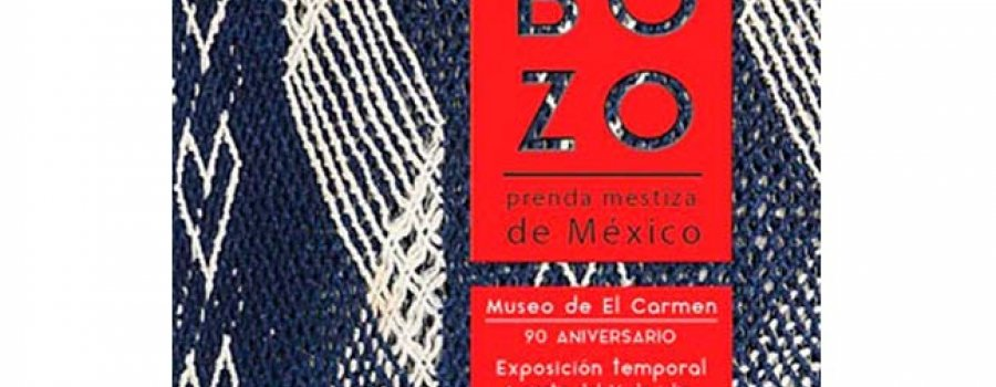 Rebozo, prenda mestiza de México