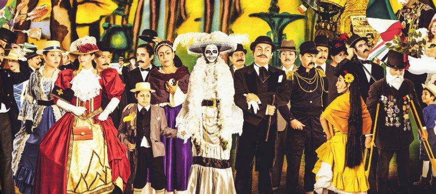 Portrait of a Dream, from Tijuana to Diego