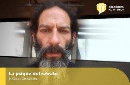 La psique del retrato: Hazael González