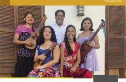 Fandango con el grupo Tlacocotl e invitados