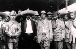 Anniversary of the Start of the Mexican Revolution