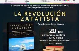 La revolución zapatista en la región de los volcanes, D...
