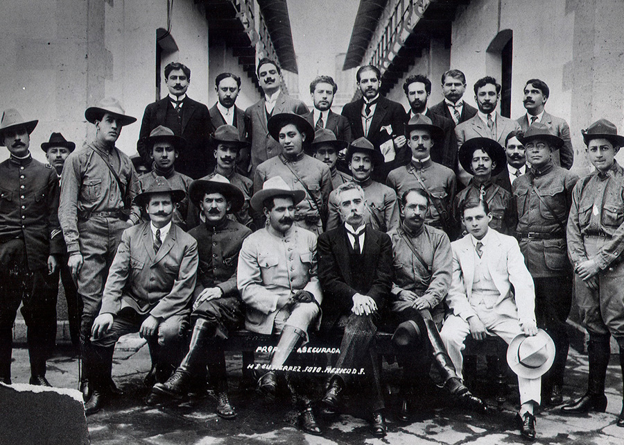 The Voices of Mexican Revolution Online: Military Men, Politicians, Troops, and Civilians