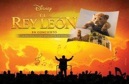 El Rey León en concierto