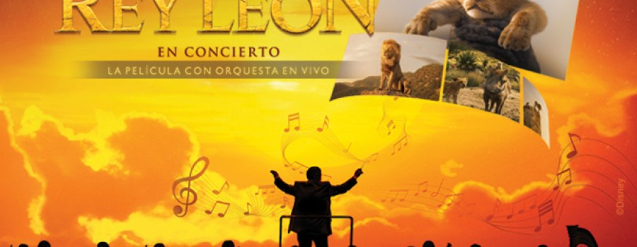 The Lion King in Concert