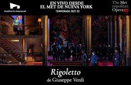 En vivo desde el MET de Nueva York, Rigoletto