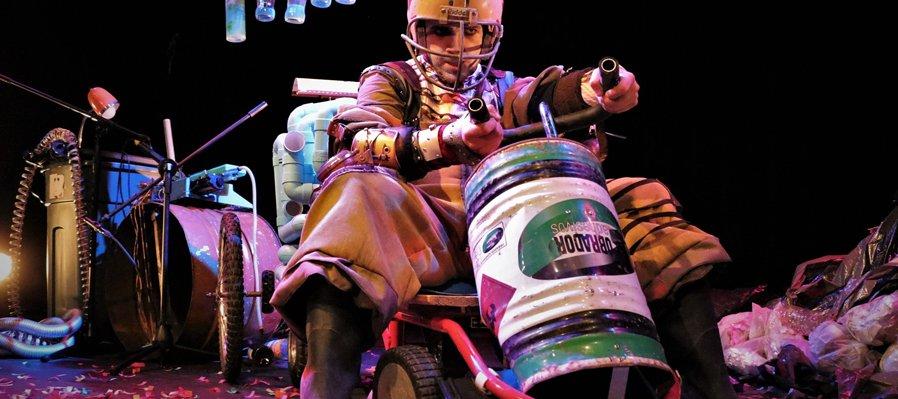 Risaikuro, música de reciclaje