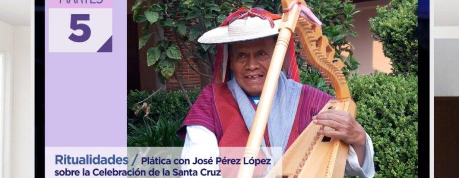 Plática con José Pérez López