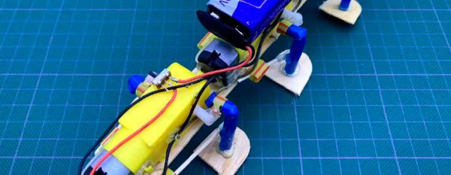 Robótica infantil: Tutorial para construir un Robot Zoomorfo