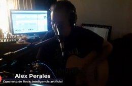 Concierto de Rock: Alex Perales