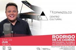 Rodrigo de la Cadena. La música de América