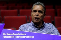 Homenaje a Román Gerardo García