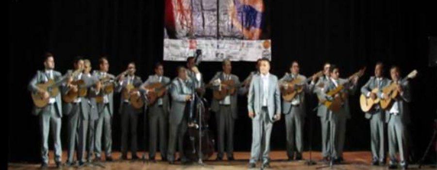 Concierto en el Festival Nacional de Rondallas Saltillo 2019