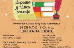 Rondas Literarias de poesía y música con café