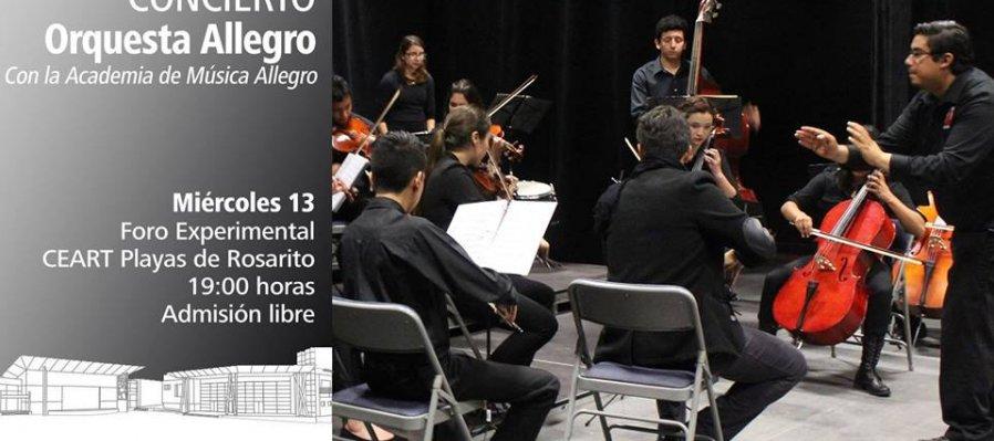 Concierto: Orquesta Allegro