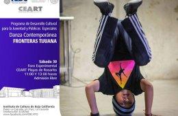 Danza Contemporánea Fronteras Tijuana