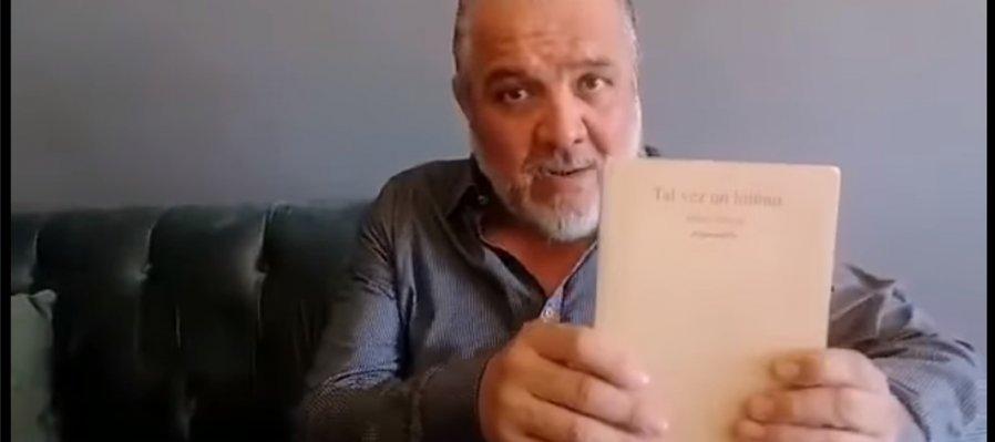 Letras y autores desde casa. Poesía del mtro. Rubén Rivera Calderón