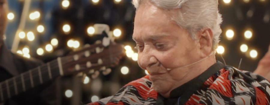 El Ruiseñor y la noche. Chavela Vargas canta a Lorca