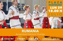 Ansamblul Folcloric Doinita (Rumania)