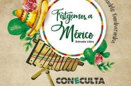 Festejemos a México con el Ensamble Rumbarimba