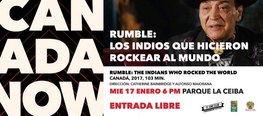 Rumble: los indios que hicieron rockear al mundo
