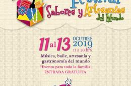 7º. Festival sabores y artesanías del mundo