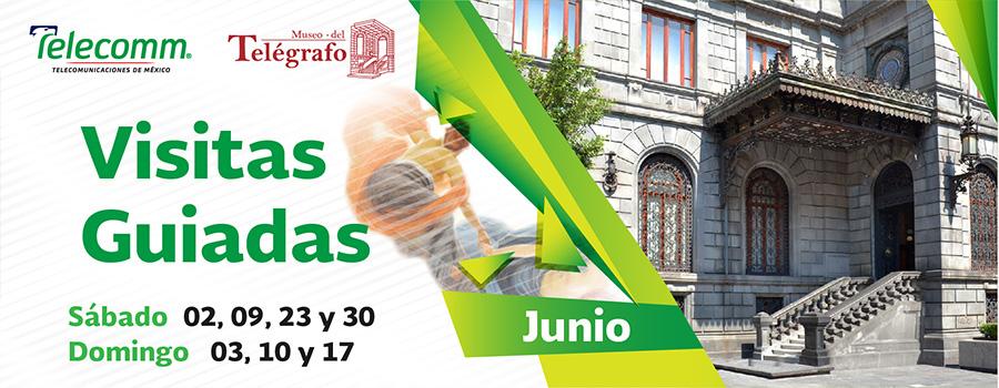 Visitas Guiadas - Junio