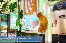 Recorre la Sala 1 del BARCO Museo del Niño
