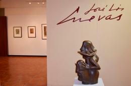 Sala José Luis Cuevas: Recorrido virtual