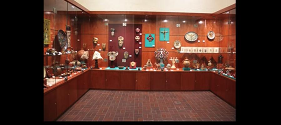 Recorrido Sala de Arte Popular Mexicano