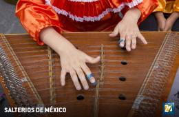Salterios de México