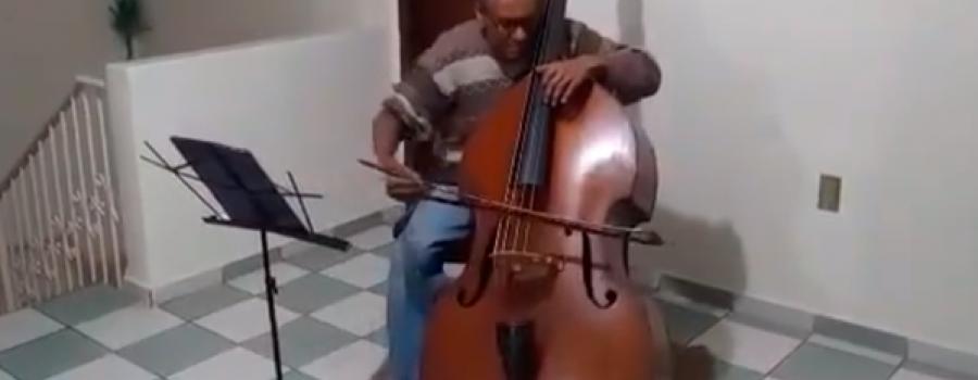 Salvador Gómez, Sonata en sol menor