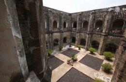 Huellas de la evangelización. Ex Convento de San Juan Ba...