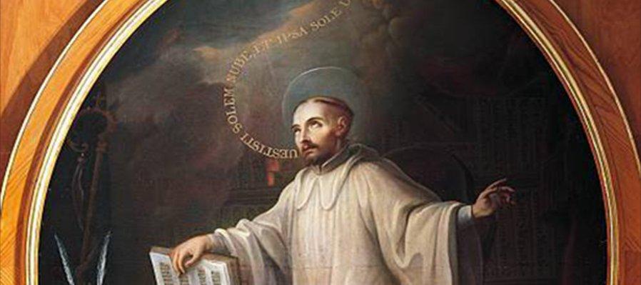 Análisis de obra: San Bernardo de Claraval