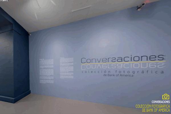 Conversaciones: Colección fotográfica de Bank of America