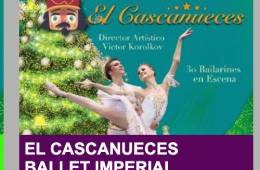 San Petersburgo Imperial Russian Ballet: The Nutcracker