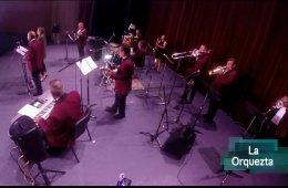 Homenaje a La Sonora Santanera con el Grupo Musical La Or...
